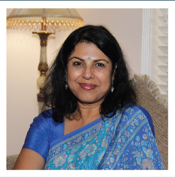 Chitra Banerjee Divakaruni, Award-winning author of Palace of Illusions and Forest of Enchantments