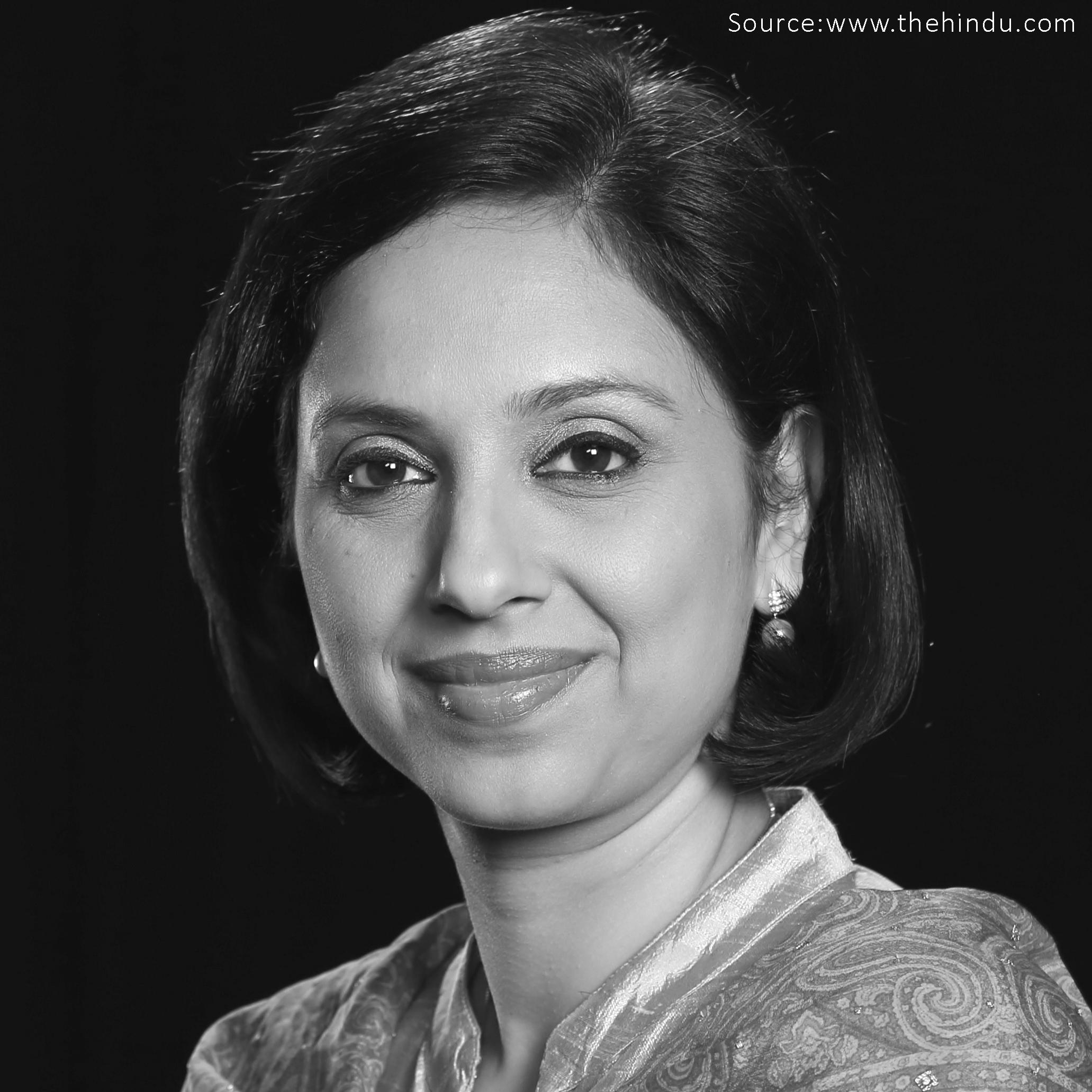 Suhasini Haider